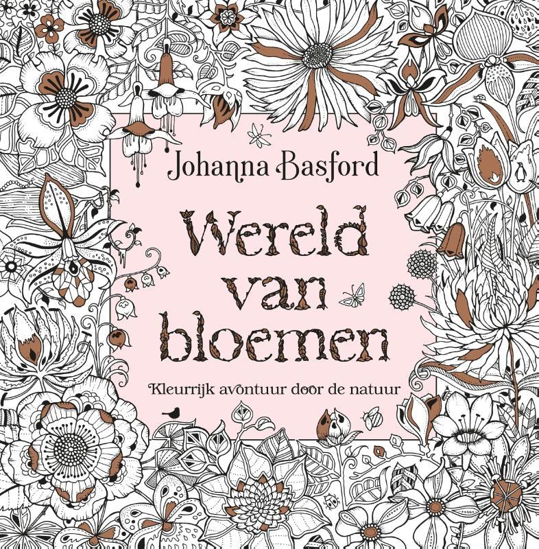 Johanna Basford,Wereld van bloemen