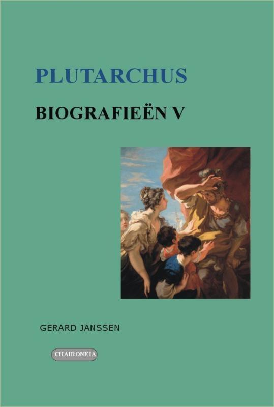 Plutarchus,Biografieen V Perikles, Fabius Maximus Cunctator, Alkibiades, Gaius Marcius Coriolanus, Artoxerxes