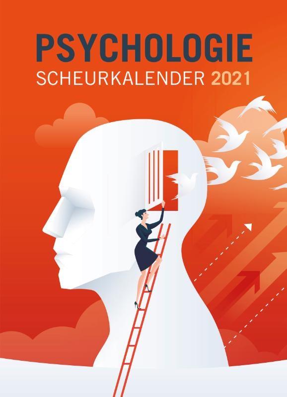 Red,Psychologie Scheurkalender 2021