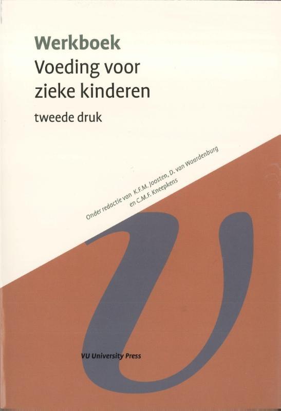 ,Werkboek Voeding voor zieke kinderen