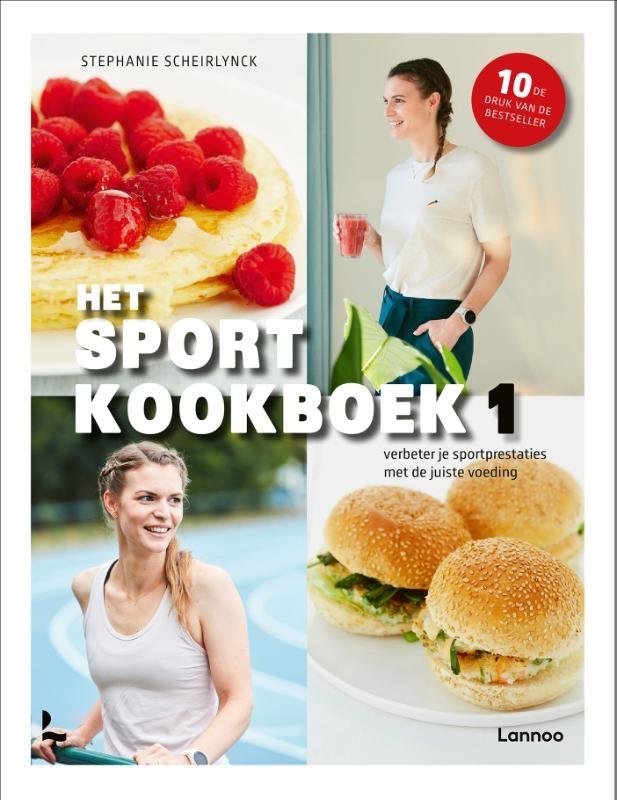 Stephanie Scheirlynck,Het sportkookboek 1