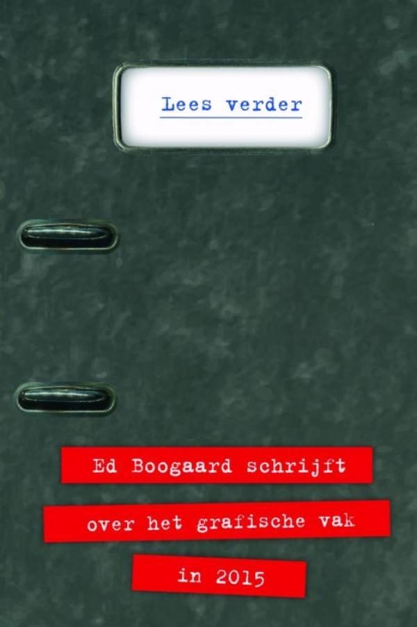 Ed  Boogaard,Lees verder 2015