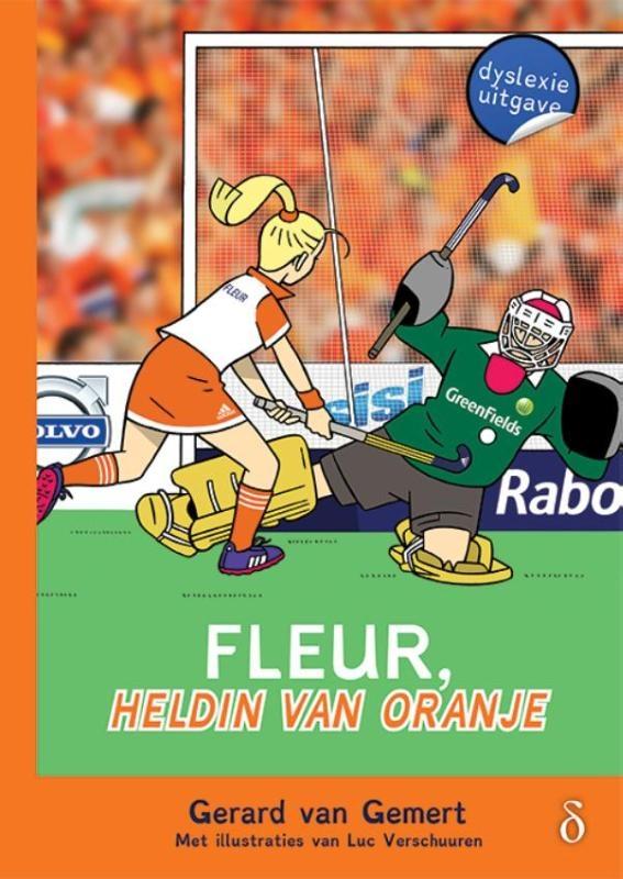 Gerard van Gemert,Fleur, heldin van Oranje