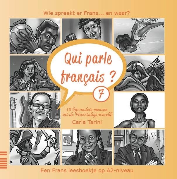 Carla Tarini,Qui parle français ? Deel 7