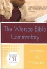 Wiersbe, Warren W.,The Wiersbe Bible Commentary
