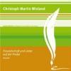 Wieland, Christoph Martin,Freundschaft und Liebe auf der Probe