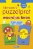<b>ZNU</b>,Allereerste puzzelpret - Woordjes leren