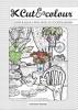 ,<b>Cut & Colour kleurboek voor volwassenen</b>