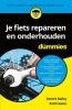 <b>Dennis  Bailey, Keith  Gates</b>,Je fiets repareren en onderhouden voor Dummies, pocketeditie