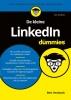 Bert  Verdonck,De kleine LinkedIn voor Dummies