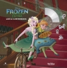 <b>Walt Disney Records,</b>,Frozen Fever, lees en luisterboek, boek met cd