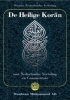 <b>Muhammad Ali</b>,De Heilige Koran (inclusief CD-ROM, boek met leder omslag in gift box) + CD-ROM