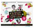 Maaike van Stekelenburg ,Kidsproof Familyplanner 2019-2020