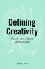 Wouter  Boon,Defining creativity
