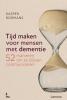 <b>Kasper Bormans</b>,Tijd maken voor mensen met dementie