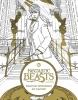 ,Fantastic Beasts and Where to Find Them: Magische personages en plaatsen - kleurboek