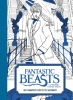,Fantastic beasts and where to find them: 20 kaarten om in te kleuren