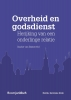 Sophie van Bijsterveld ,Overheid en godsdienst