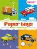 ,Paper Toys Auto`s en vrachtwagens