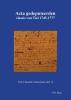 P.D.  Spies ,Serie Classicale Transcripties Acta gedeputeerden classis van Tiel 1745-1777