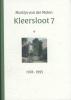 <b>Martijn van der Molen</b>,Kleersloot 7