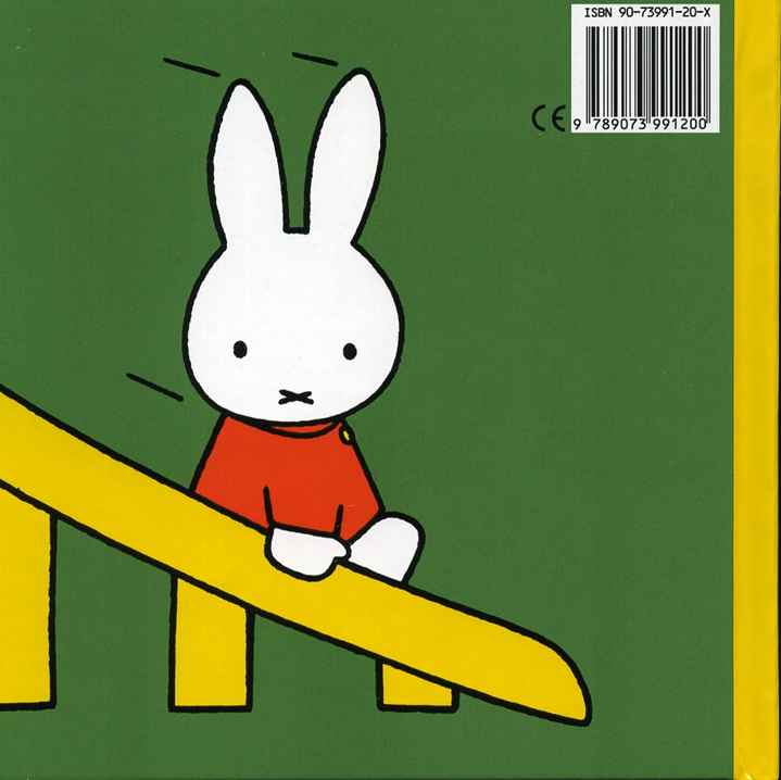 Dick Bruna,Nijntje in de speeltuin