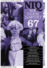 New Theatre Quarterly 67