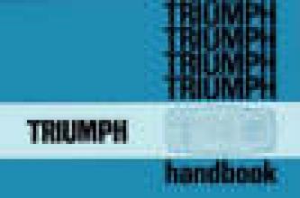 Triumph TR6 Owners` Handbook140