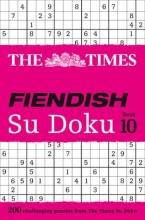 The Times Mind Games The Times Fiendish Su Doku Book 10