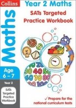 Collins KS1 Year 2 Maths SATs Targeted Practice Workbook