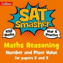 Collins KS2 Year 6 Maths Reasoning - Number and Place Value for papers 2 and 3