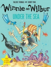 Thomas, Valerie Winnie and Wilbur under the Sea with audio CD
