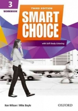 Wilson, Ken Smart Choice 3: Workbook with Self-Study Listening