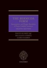 Scorey, David,   Geddes, Richard,   Harris, Chris The Bermuda Form