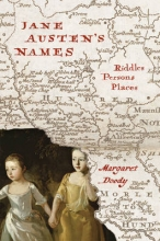 Doody, Margaret Jane Austen`s Names - Riddles, Persons, Places