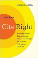 Lipson, Charles Cite Right