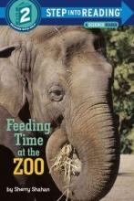 Shahan, Sherry Feeding Time at the Zoo
