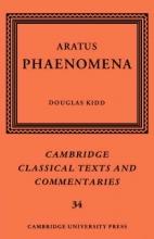 Aratus,   Douglas (University of Canterbury, Christchurch, New Zealand) Kidd Aratus: Phaenomena