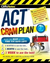 Ma, William,   Burstein, Jane R.,   Vivion, Nichole Cliffsnotes Act Cram Plan
