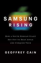 Geoffrey Cain , Samsung Rising