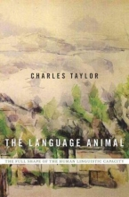 Taylor, Charles The Language Animal