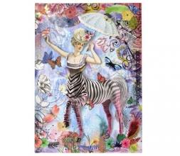 Christian,Lacroix Zebra Girl