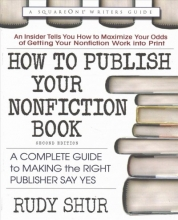 Rudy Shur How to Publish Your Nonfiction Book