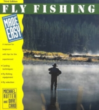 Michael Rutter,   Dave Card,   David Card Fly Fishing Made Easy, 3rd
