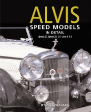 Nick Walker Alvis Speed Models in Detail