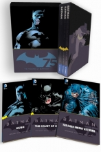 Snyder, Scott Batman 75th Anniversary Box Set