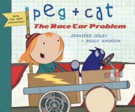Oxley, Jennifer Peg + Cat: The Race Car Problem