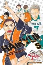 Furudate, Haruichi Haikyu!! 5