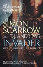 Scarrow, Simon Invader