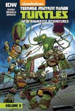 Byerly, Kenny Teenage Mutant Ninja Turtles: New Animated Adventures: Volume 2